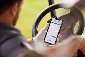 PuttBANDIT | Visibly Better Putting | Smartphone screen