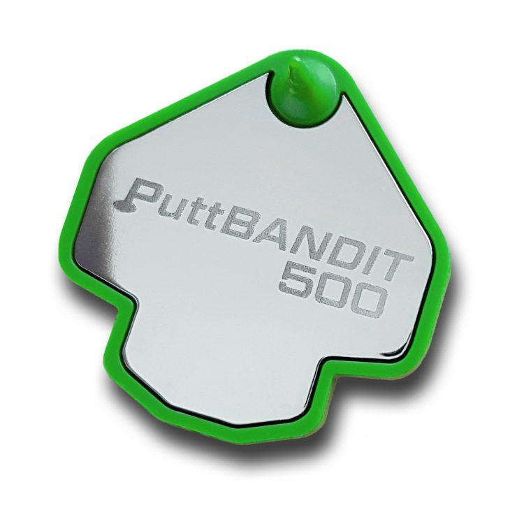 PuttBANDIT | Visibly Better Putting | Ltd edition baseplate