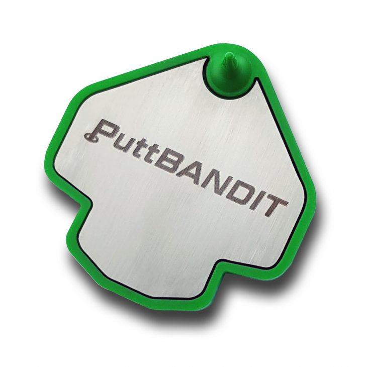 PuttBANDIT | Visibly Better Putting | Classic baseplate