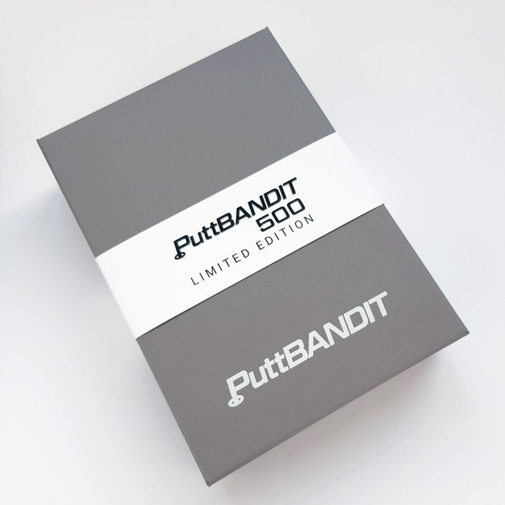 PuttBANDIT | Visibly Better Putting | Limited Edition box