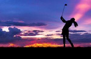 PuttBANDIT | Visibly Better Putting | Swing at sunrise